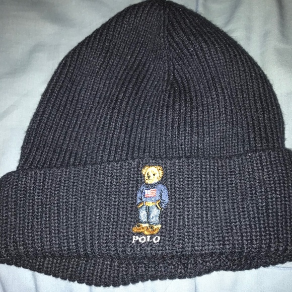 Polo Ralph Lauren Teddy Bear Men s Winter Hat. M 5bf1ec46baebf6fa94906056 88746312e1d
